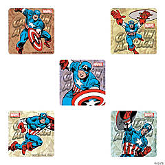 Captain America Stickers