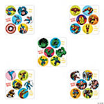 Marvel Mini Dot Sticker Assortment