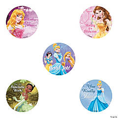 Disney Princess Motivational Stickers