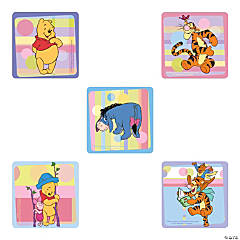 Playtime Pooh Stickers