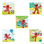 Glitter Elmo Stickers