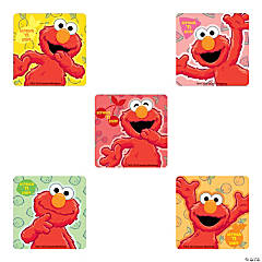 Scented Elmo Stickers