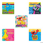 Sesame Street School Stickers