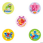 Sesame Street: Hugs Stickers