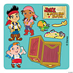 Make Your Own Jake and the Never Land Pirates Stickers