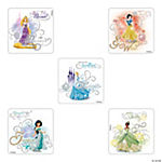 Disney Princess Tiaras & Jewels Glitter Stickers