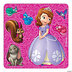 Make Your Own Sofia the First Stickers