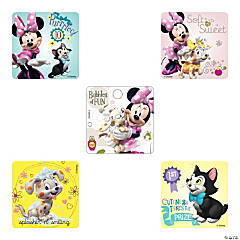 Minnie Mouse: Minnie's Pet Shop Stickers