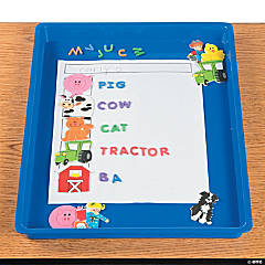 Word Building Activity Idea