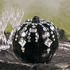 Jeweled Pumpkin Idea