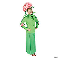 DIY Flower Costume Idea