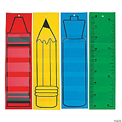 School Tools Pocket Charts
