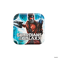 Guardians of the Galaxy Dessert Plates