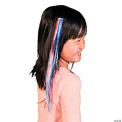 Patriotic Hair Extensions