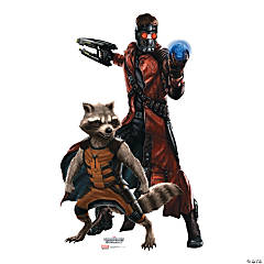 Star-Lord & Rocket Raccoon Stand-Up