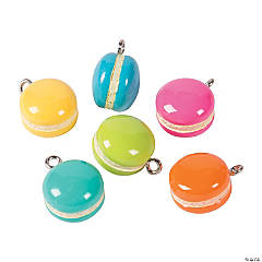 Macaroon Charms - 13mm