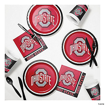 Ohio State Buckeyes Party Supplies Orientaltrading Com