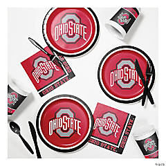 NCAA™ Ohio State Buckeyes Party Supplies