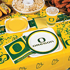 NCAA™ University of Oregon Ducks Party Supplies
