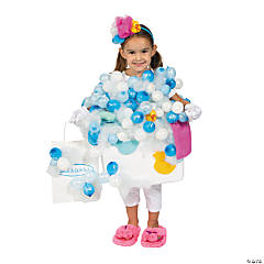 DIY Bath Time Costume Idea
