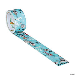Plastic Adhesive Disney's Frozen Olaf Duck Tape®