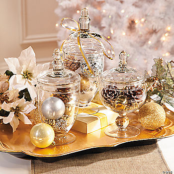 Enchanted christmas table decoration ideas for Decoration table orientale