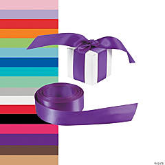 Satin Ribbon - 7/8