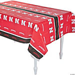 NCAA® University of Nebraska Tablecloth