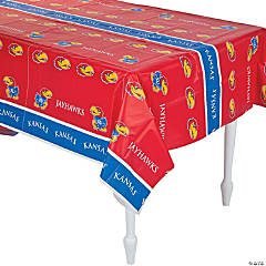 NCAA® University of Kansas Tablecloth