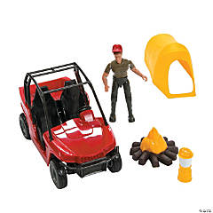 Plastic Xtreme Adventure Camping Set