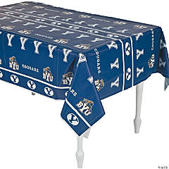 NCAA® Brigham Young University Tablecloth