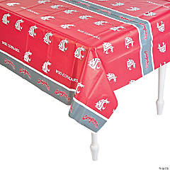 NCAA™ Washington State Tablecloth
