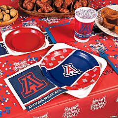NCAA® Arizona Basic Party Pack
