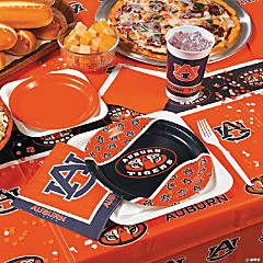 NCAA® Auburn Basic Party Pack