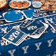 NCAA® Brigham Young Basic Party Pack