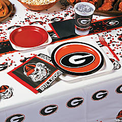 NCAA® University of Georgia Basic Party Pack