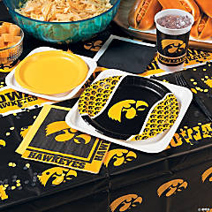 NCAA® University of Iowa Basic Party Pack