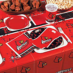 NCAA® Lousiville Basic Party Pack