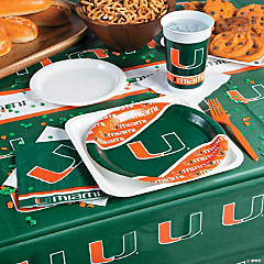 NCAA® University of Miami Basic Party Pack