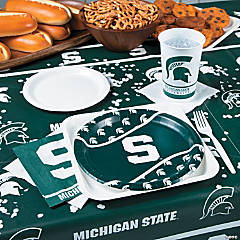 NCAA® Michigan State Basic Party Pack