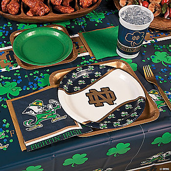 NCAA® Notre Dame Basic Party Pack