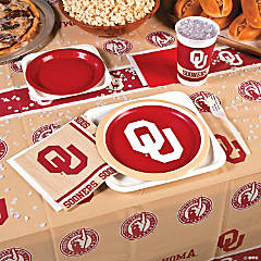NCAA® Oklahoma Basic Party Pack