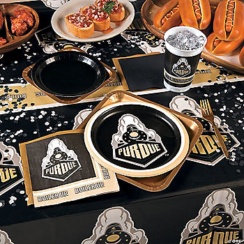 NCAA® Purdue University Basic Party Pack