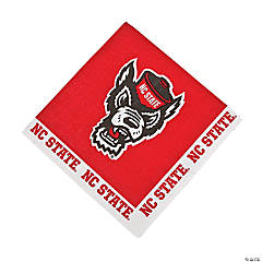 NCAA™ North Carolina State® Luncheon Napkins