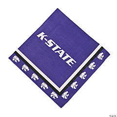 NCAA™ Kansas State Luncheon Napkins