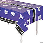 NCAA™ Kansas State Tablecloth