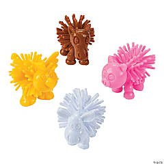 Plastic VP Farm Animal Porcupine Characters