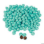 Shimmer Turquoise Chocolate Candies