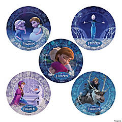 Paper Glitter Disney's Frozen Stickers