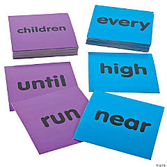Sight Word Dice Card Set- Level 3